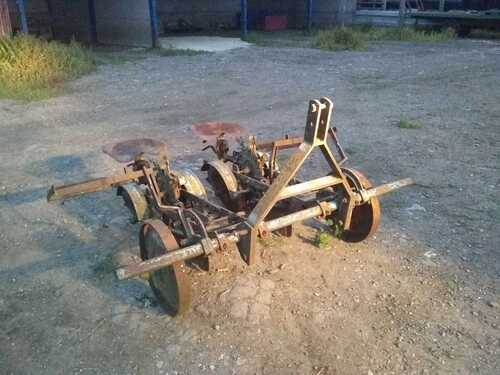 vintage seed drill/ cabbage planter.