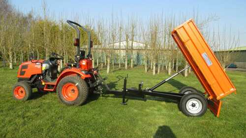 1.5 ton Tipping Trailer.Suit Kioti / Kubota Compact or Small Tractor G/B Made