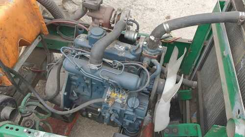 Kubota D1105T  turbo diesel engine, complete and running- good condition tested,