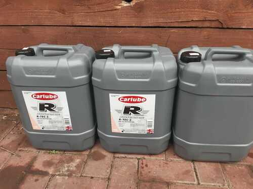 20 lt oil drums add new oil in them  collect from bedford