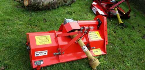 4ft Del Morino Flail Mower for compact tractor - Excellent condition