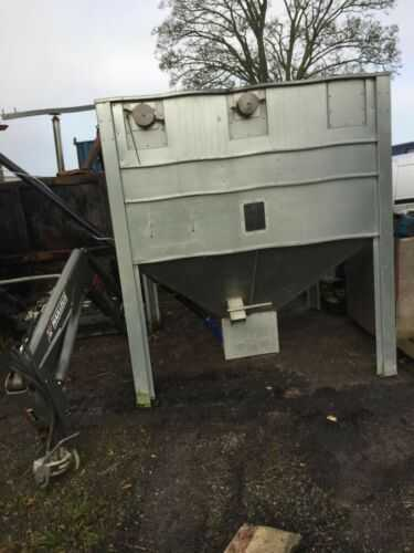 Wood Pellet / Cattle/sheep Bin