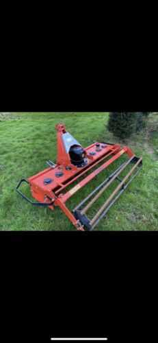 Compact Tractor Power Harrow Winton Siromer