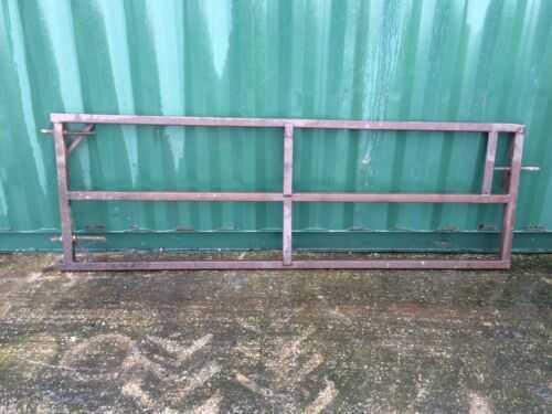 Cattle Sheep  Feed Barrier Gate