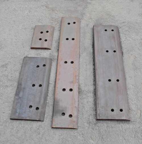 BUCKET/CUTTING EDGE MILD STEEL  910mm X 150MM X 20MM