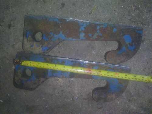tanco loader brackets, weld on brakets