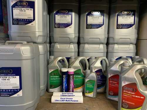 Exol Lubricants. Engine Oil, Grease, Gear Oil, UTTO, SUTO, Hydraulic, Tractor
