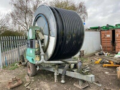 2001 Bauer Rainstar T51 Irigation Roll 350 Meter Long
