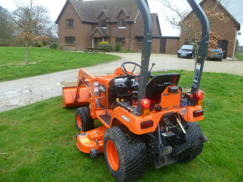 Kubota BX2200 with Front Loader 3cyl diesel