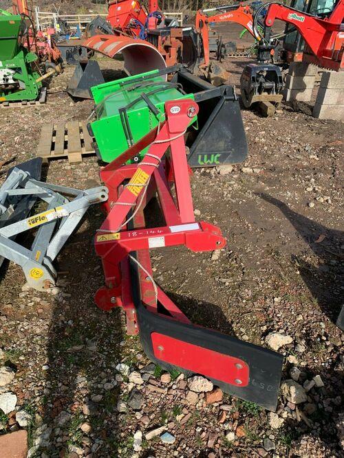 Foster Rear Mounted Yard Scraper