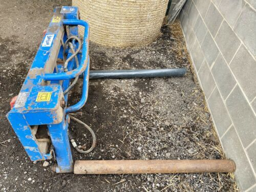 Tractor front loader Bale Squeeze  -  NO VAT