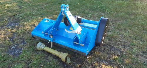4ft flail mower for compact tractor - Barely used - 795 ono Can Deliver